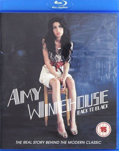 Amy Winehouse<br>Back To Black: The Real Story Behind The Modern Classic <br>Blue-ray